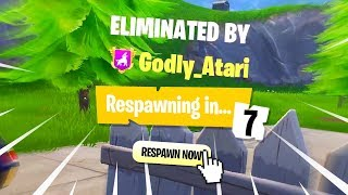 'NEW' Unlimited RESPAWN Gamemode! Cela change tout! ( Fortnite Playground LTM )