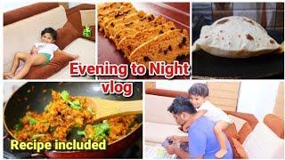 ഞങ്ങളുടെ ഒരു Evening to night vlog||kadala varattiyath||chappatti||cake preperation||malayalam vlog|