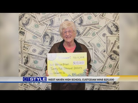 Today's Dish: West Haven High School Custodian wins big