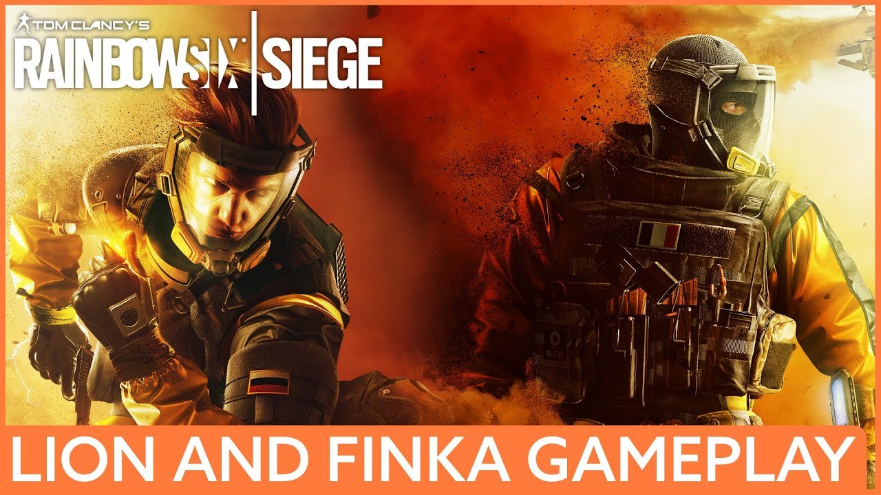 Lion and Finka demolish Rainbow Six Siege's difficulty curve