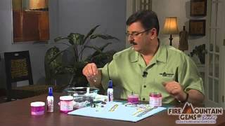Cleaning Jewelry with Liquid Cleaners