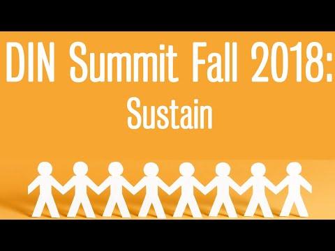 Fall 2018 Digital Influencers Summit: Sustain Presentation (Part 3)