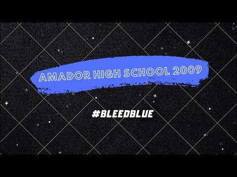 Amador High School - Senior Video 2009