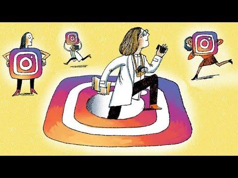 Science Journal Attacks Instagram Scientists