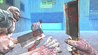 Counter-Strike: Zombie Escape Mod - ze_Assault_Escape4b on Arexios Gaming