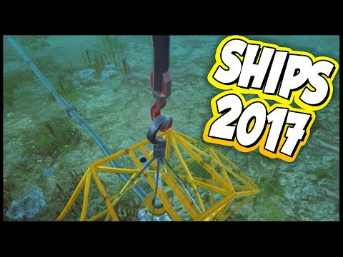 Ships 2017 - Underwater Operations!