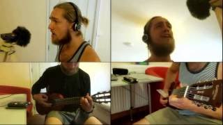 Oceansize - Trail Of Fire (Guitalele Cover)