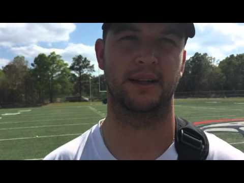 AJ McCarron talks about Jake Coker, his NFL future & impending fatherhood