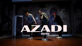 Azadi - Gully Boy | DIVINE || Akshaysinh Rathod Dance Choreography