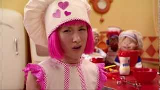 lazytown song cooking by the book