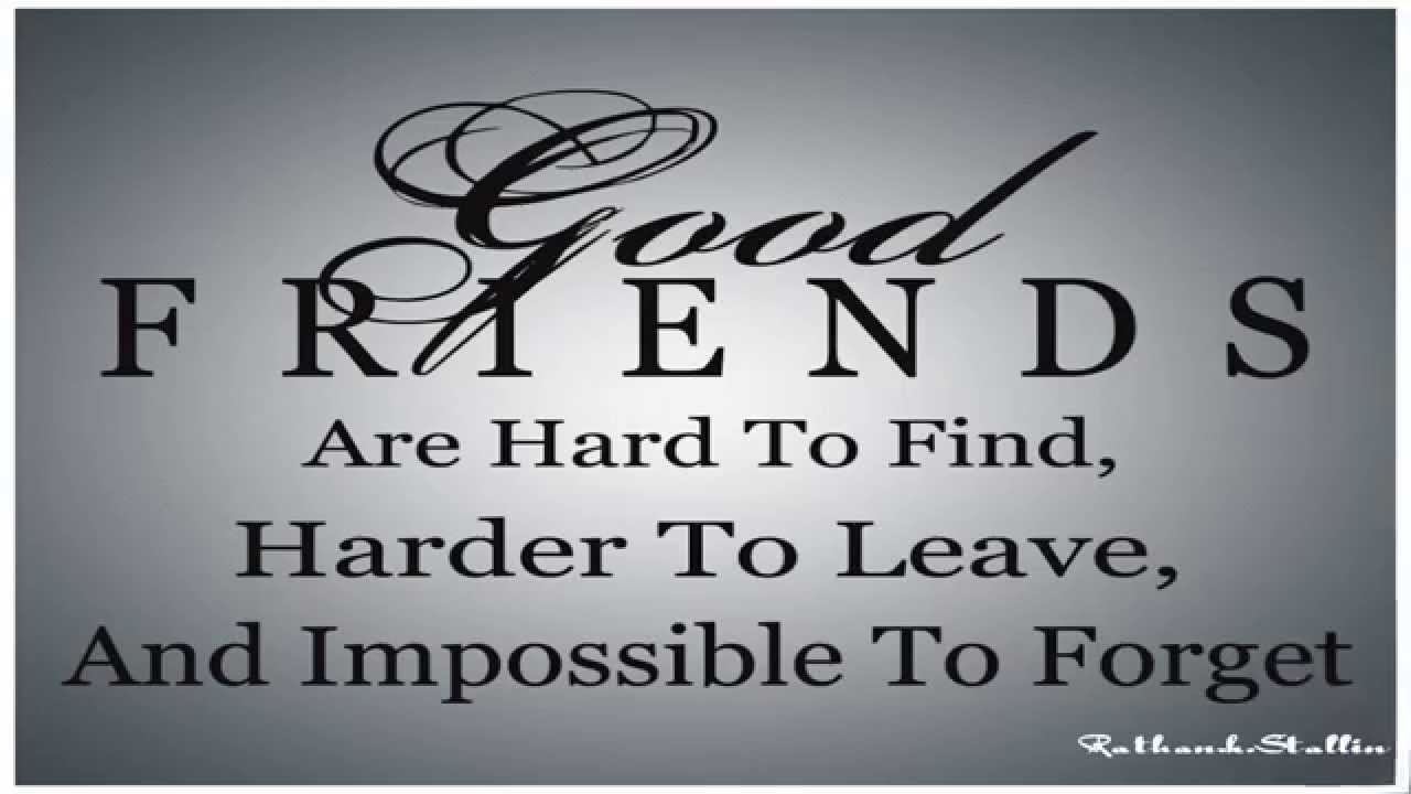 Quotes About College Friendship Friendship Quotes Rathan.k.stallin  Youtube