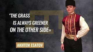 АХТЕМ ЭСАТОВ -   об ИДЕНТИЧНОСТИ Крымского Татарина