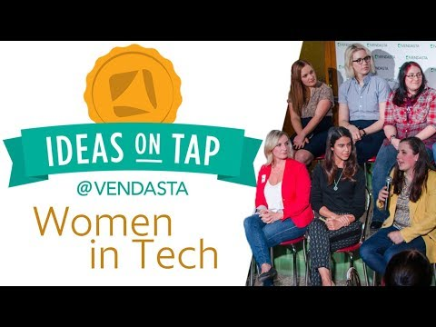Ideas on Tap: Women in Tech Panel
