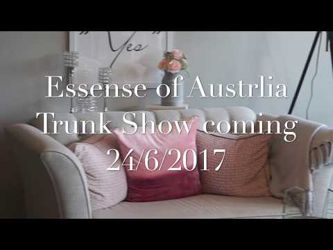 WEDDING DRESS TRUNK SHOW | Essense Of Australia