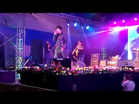 Ajab Si - KK live   The most romantic voice ever   at Silchar Medical College