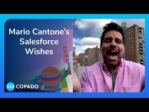 Mario Cantone's Salesforce Wishes