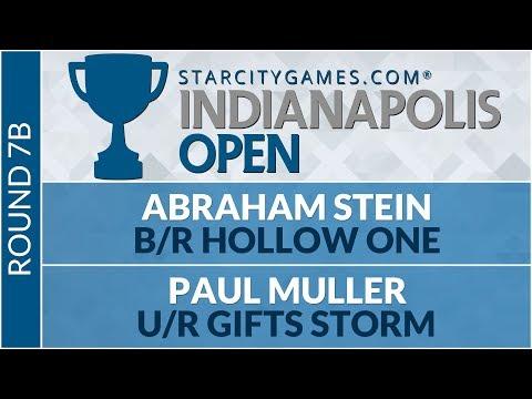 SCGINDY - Round 7b - Abraham Stein vs Paul Muller [Modern]