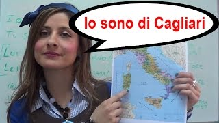"One World Italiano - Lezione 1: ""Io sono Veronica"""
