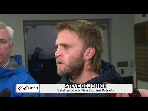 Steve Belichick Sounds Just Like Father in Interview [WATCH]