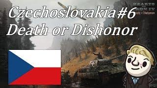HoI4 - Death or Dishonor - Czechoslovakia - Part 6