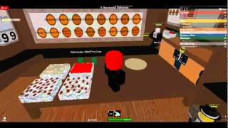 Roblox - Work at a Pizza Place Gameplay