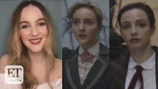 Cast Talk New Period Drama 'The Nevers'