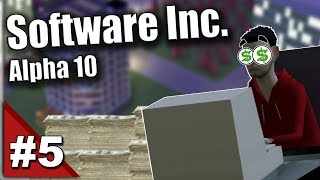 Software Inc. - part 5 - LOSING MONEY