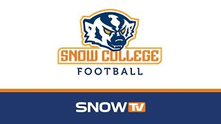 Snow College Football Snow Vs.  Owa Central 9 21 2019