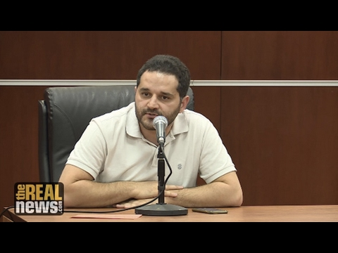 The People's Tribunal on the Iraq War, Day Two: Sammy Almashat