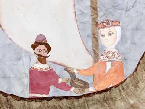 Сказание о Петре и Февронии, мультфильм.