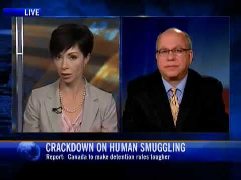 Canadian Immigration Lawyer Max Berger on CTV