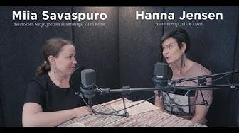 Miia Savaspuro: Itseohjautuvuus tuli työpaikoille, mutta kukaan ei kertonut, miten sellainen ollaan