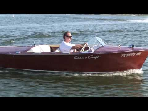 """Princess B"" 1957 Chris-Craft Runabout"