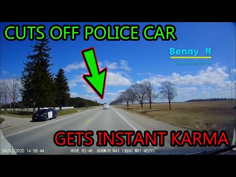 Road Rage USA & Canada | Bad Drivers, Crashes, Instant Karma, Brake Check, Insurance Scam | New 2020