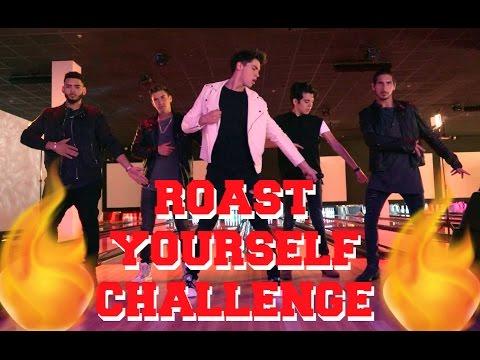 Roast Yourself Challenge ( HEY DJ - CNCO )   Johann Vera