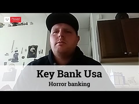 Key Bank Usa Review - Horror Banking @ Pissed Consumer Interview