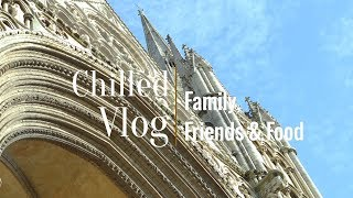 Chilled week - Family, Friends and Food | Vlogs 5/6 | In the Twilight