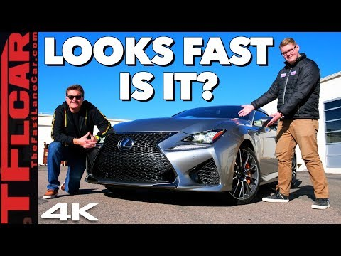 2019 Lexus RC F Unfiltered Buddy Review: Flop or Fantastic?