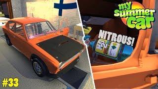 Nitrous! - My Summer Car Beta