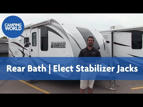 2018 Lance 1985  | Travel Trailer |  Roadster - RV Review