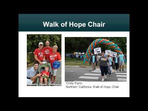 Walk of Hope Volunteer Webinar
