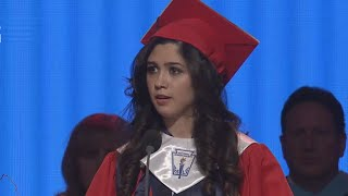 Valedictorian Reveals Undocumented Status in Speech