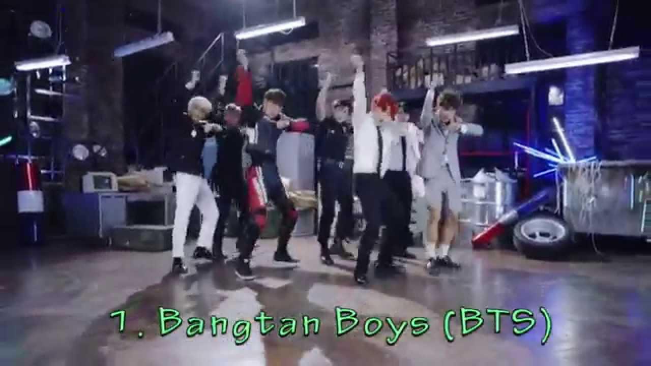 [top 15] Kpop Boy Groups Of 2015  Youtube
