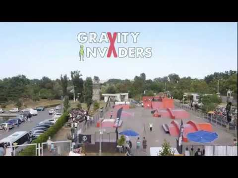 Gravity Invaders 2014