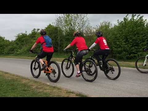 Reach Off Road Southwell Nottinghamshire Family Bike Ride By Leon Stokes