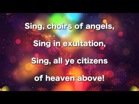 O Come All Ye Faithful, Contemporary Instrumental