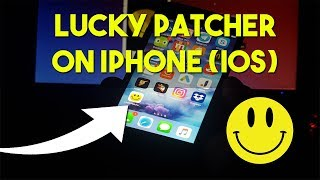 How to install Lucky Patcher on iOS (iPhone) NO JAILBREAK 📲 🙂