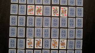 bicycle cards circus