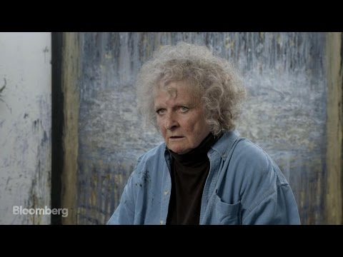 Maggi Hambling's Habit of Subverting Expectations | Brillian