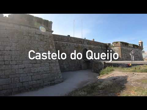 ⁴ᴷ⁶⁰ PORTUGAL - PORTO Matosinhos Beach (2019)